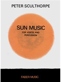 Peter Sculthorpe: Sun Music (Voces And Percussion)
