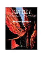 Benjamin Britten: Canticle V - The Death Of St Narcissus