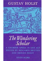 Wandering Scholar, The (Study Partitura)