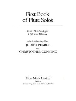 First Book Of Flute Solos (Flute Part)