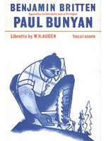 Paul Bunyan (Voce Partitura)