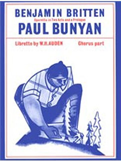 Paul Bunyan (Chorus Part)