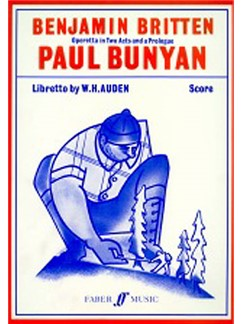 Paul Bunyan (Partitura)