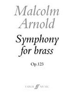 Malcolm Arnold: Symphony For Brass (Partitura)