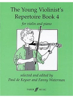 The Young Vioaraist's Repertoire Book 4