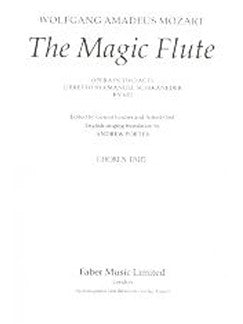 Magic Flute, The (Chorus Part)