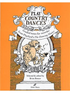 Play Country Dances (Descant Recorder)