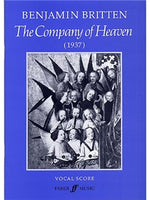 The Company Of Heaven (Voce Partitura)