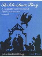 Liz Kinsella/Pat Legg: The Christmas Story (Childrens Cantata)