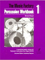 Music Factory: Percussion Workbook 1