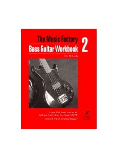 Music Factory: Bass Guitar Workbook 2
