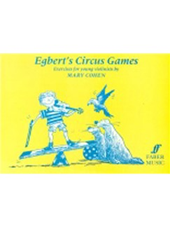 Mary Cohen: Egbert's Circus Games