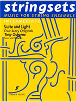 Suite And Light. coardeets (Partitura/Parts)