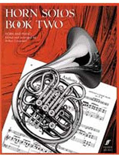 Horn Solos Book 2 (Horn And Piano)