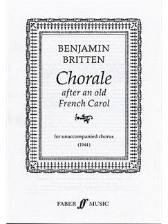 Benjamin Britten: Core After An Old French Carol