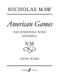 American Games. Wind Band (Partitura)