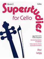 Superstudies Book 2 (Violoncel)