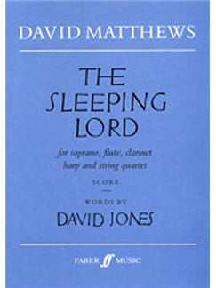 Sleeping Lord, The (Partitura)
