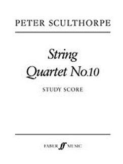 String Quartet No.10 (Partitura)