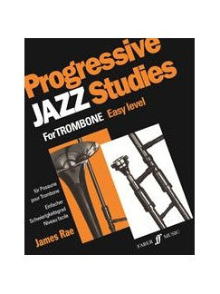 Progressive Jazz Studies 1 (Trombone)