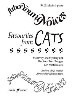 Andrew Lloyd Webber: Favourites From Cats SAB