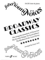 Faber Young Voces: Broadway Classics