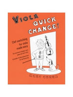 Quick Change! (Solo Viola)