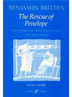 Rescue Of Penelope, The (Partitura)