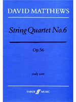 String Quartet No.6 (Partitura)