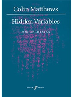 Hidden Variables. Large Orchestra (Sc)