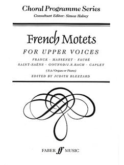 French Motets For Upper Voces