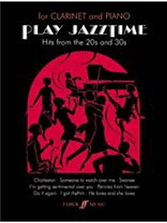 Play Jazztime (Clarinet And Piano)