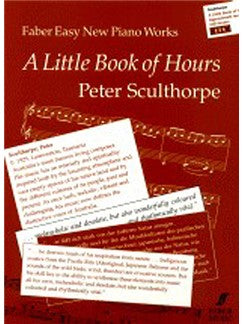 Peter Sculthorpe: A Little Book Of Hours