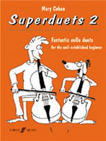 Mary Cohen: Superduets - Book 2 (Violoncel Duet)