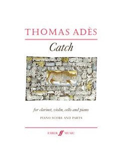 Thomas Ades: Catch (Piano Partitura/Parts)