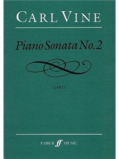 Carl Vine: Piano Sonata No.2