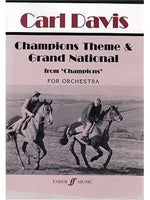 Carl Davis: Champions Theme And Grand National (Partitura)