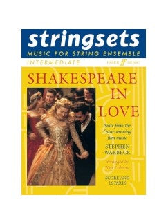 Stephen Warbeck: Shakespeare In Love (String Ensemble)