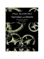 Haymakers/Midwife (String Quartet Parts)