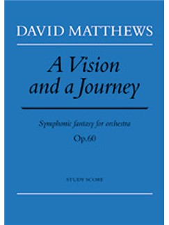 Vision And A Journey, A (Partitura)