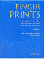 Fingerprints Piano Grades 1-4