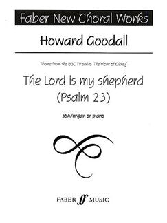 Howard Goodall: The Lord Is My Shepherd (SSA)