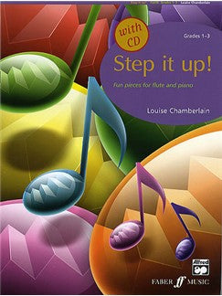 Louise Chamberlain: Step It Up Flute!