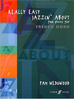 Pamela Wedgwood: Really Easy Jazzin' About (French Horn)