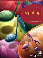 Step It Up! Piano Grades 0-1