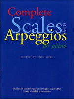 Complete Scales And Arpeggios For Piano