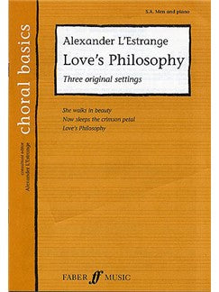 Alexander L'Estrange: Love's Philosophy