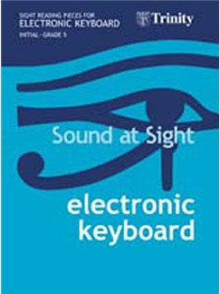 Sound At Sight:  Electronic Keyboard Initial - Grade 5