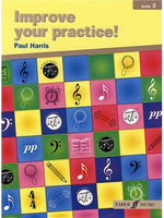 Improve Your Practice! Instrumental Grade 3