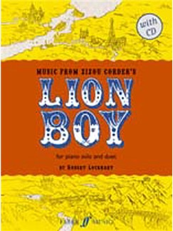 Robert Lockhart: Lion Boy (Piano)